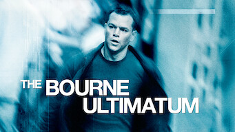The Bourne Ultimatum 2007 Netflix Flixable